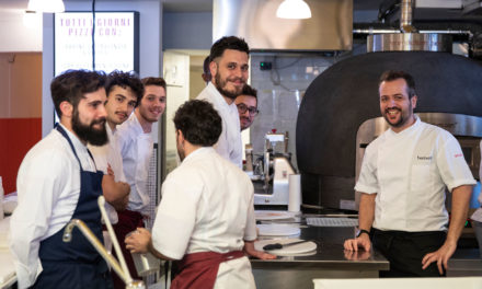 Berberè, dalle pizzerie alla pizza