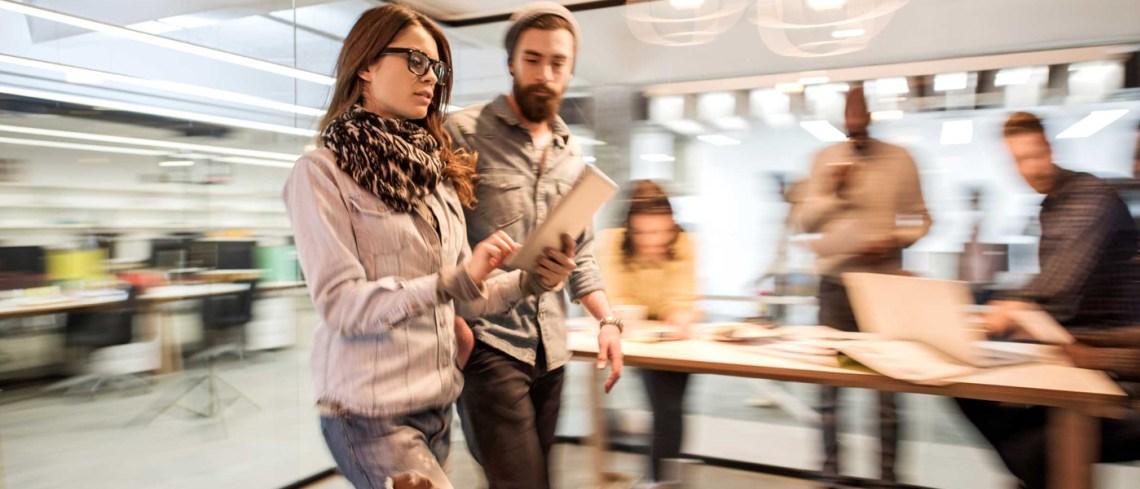 Sliding Doors: comunicazione interna aziendale e ai team