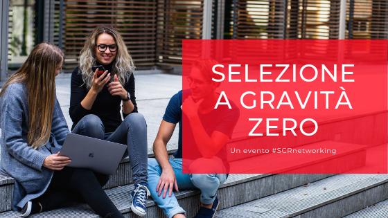 "Stefania Suzzi svela qualche curiosità su ""Selezione a Gravità Zero"", il workshop di SCR"