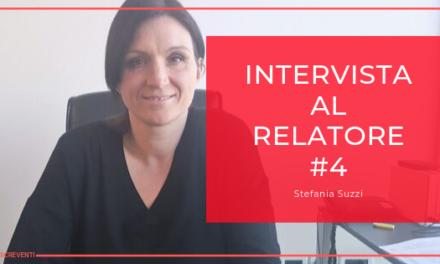 Stefania Suzzi: l'attenzione è l'elemento principale di un buon colloquio