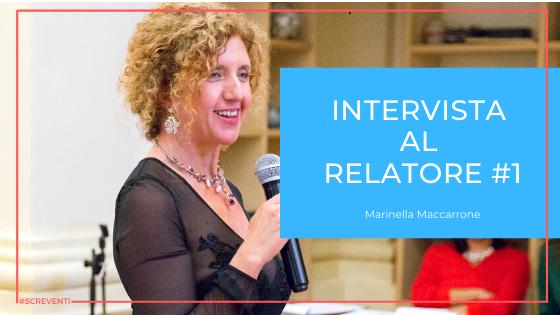Marinella Maccarrone: la Felicità in azienda è un work in progress