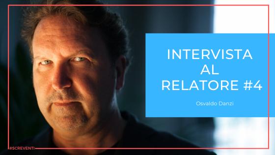 Osvaldo Danzi: concentriamoci sulle domande dei nostri collaboratori