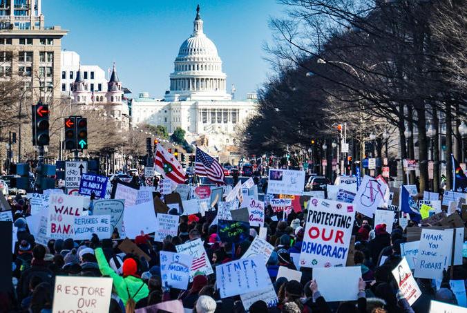Capitol Hill: attacco al potere